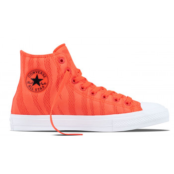Converse Chuck Taylor All Star II Heritage Mesh Hyper Orange