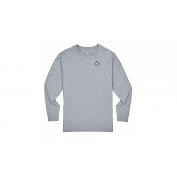 Converse W Mountain Club Long Sleeve T