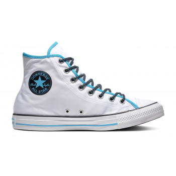 8038682262 NEW Converse CTAS HI White   Gnarly Blue NEW Converse CTAS HI White    Gnarly Blue. Chuck Taylor All Star Tenisky ...