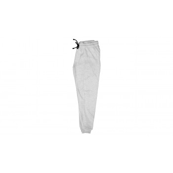 Dedicated Jogger Pants Lund Plain Grey Melange Grey Melange