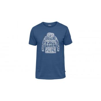 Fjällräven Greenland Forever T-Shirt Deep Blue