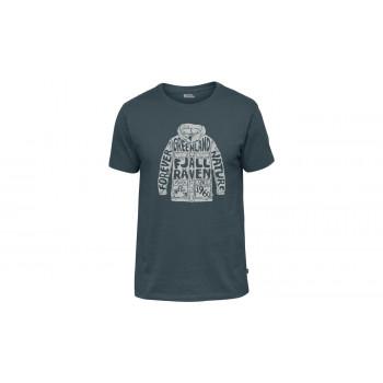 Fjällräven Greenland Forever T-Shirt Dusk