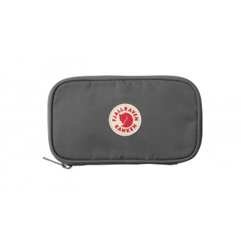 Fjällräven Kånken Travel Wallet Super Grey