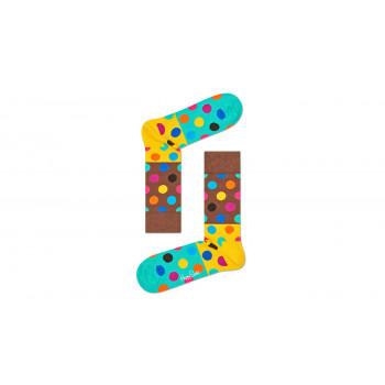 Happy Socks Big Dot Block Sock