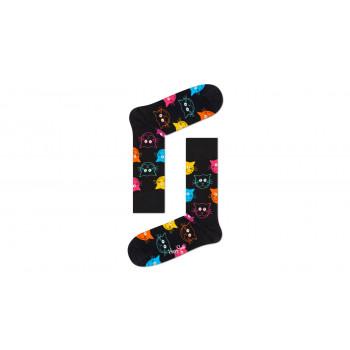Happy Socks Cat Sock