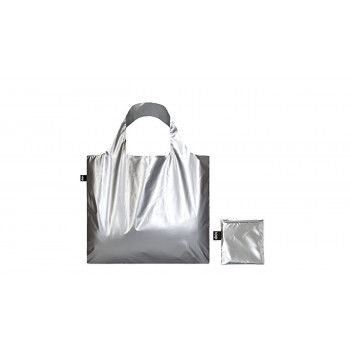 Loqi Bag Metallic