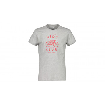 Maloja T-Shirt Rose Grey Melange