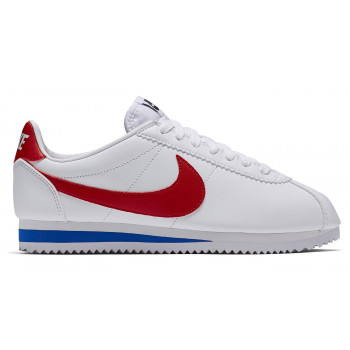 Nike Classic Cortez Leather White/Varsity Red-Varsity Royal 749571-154