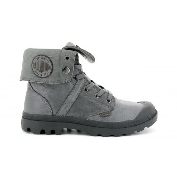 Palladium Boots Pallabrouse Baggy L2 Leather French Metal