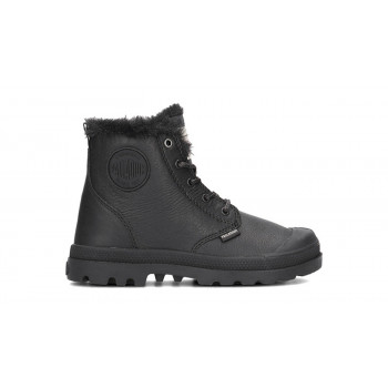 Palladium Pampa Hi Leather Zip WL Kids