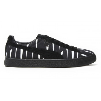 Puma x Naturel Clyde Black Rain Sneakers