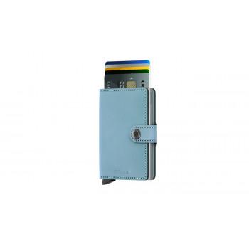 Secrid Miniwallet Matte Blue