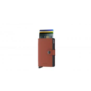 Secrid Miniwallet Matte Brick-Black