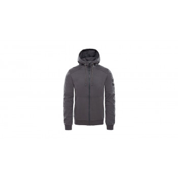 The North Face M Fine Fz Hd Asphalt Grey T93BPG0C5