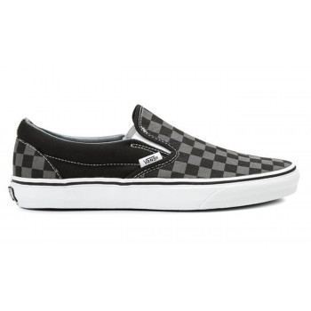 Vans Classic Slip-On Black Pewter