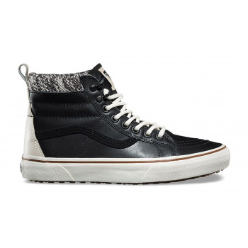 Vans SK8-Hi MTE Black Leather