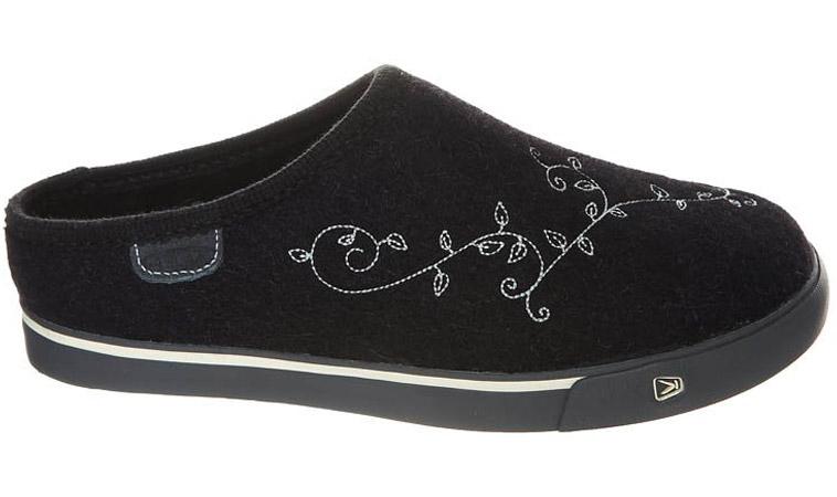 Dámske topánky KEEN Trillium čierne