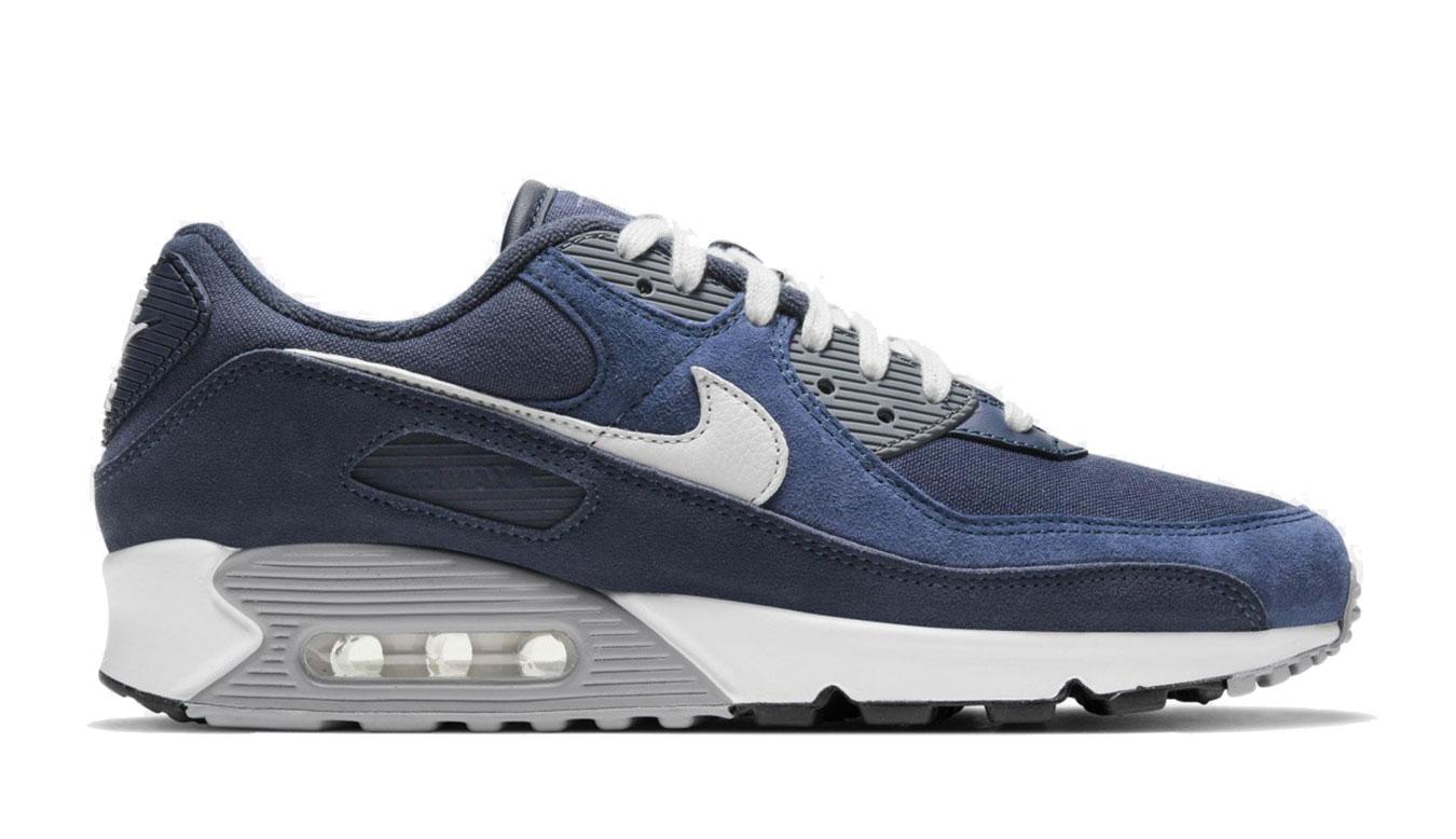Nike Air Max 90 Premium modré DA1641-400 - vyskúšajte osobne v obchode