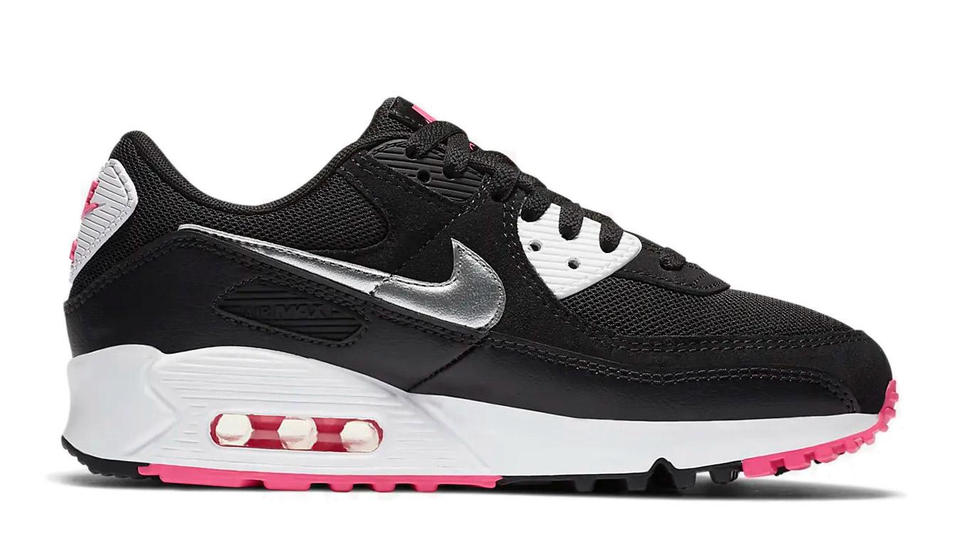 Nike wmns Air Max 90 čierne DA4281-001 - vyskúšajte osobne v obchode