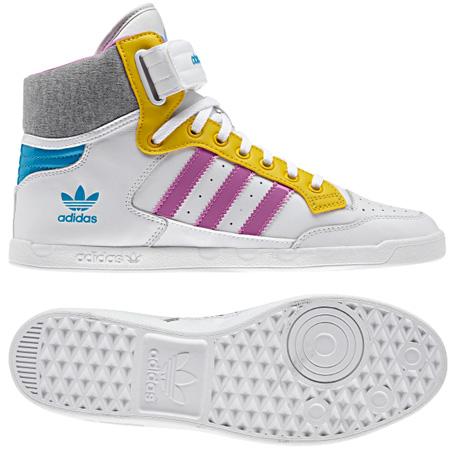 Dámske topánky Adidas Centenia Hi W