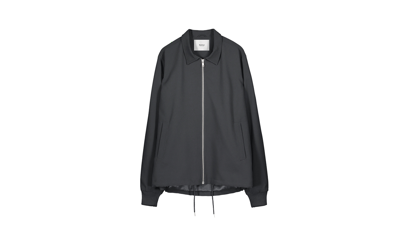 Makia Dawn Jacket šedé W30025_999