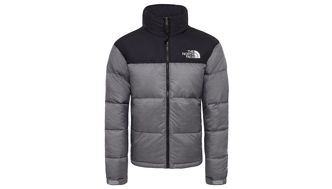 The North Face M 1996 Retro Nuptse Jacket šedé NF0A3C8DDYY