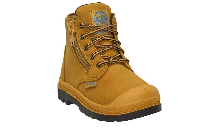5351aadfca76a ... Palladium Pampa Hi Leather Kids. SKU: 22744-221