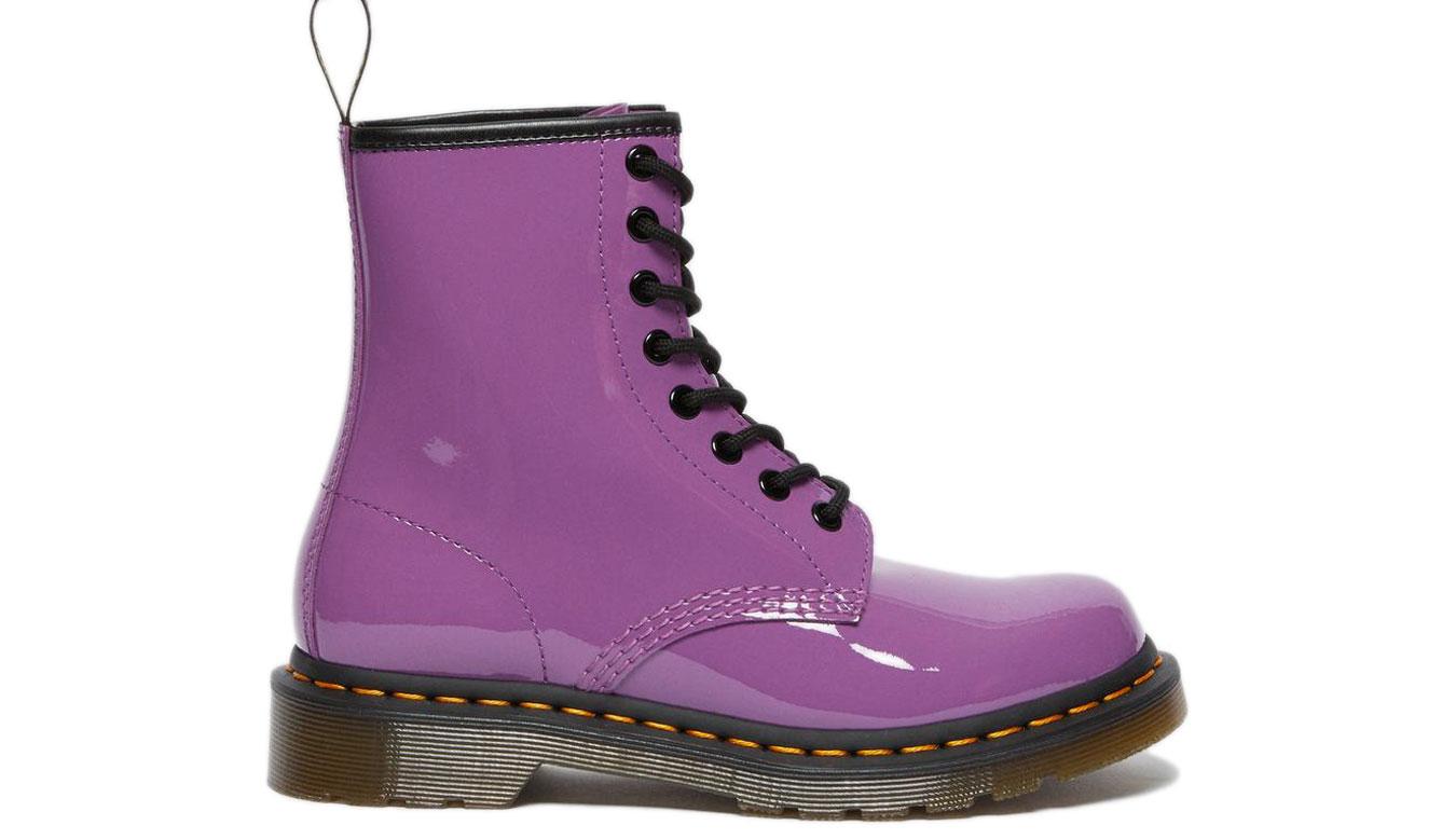 Dr. Martens 1460 W fialové DM26425501 - vyskúšajte osobne v obchode