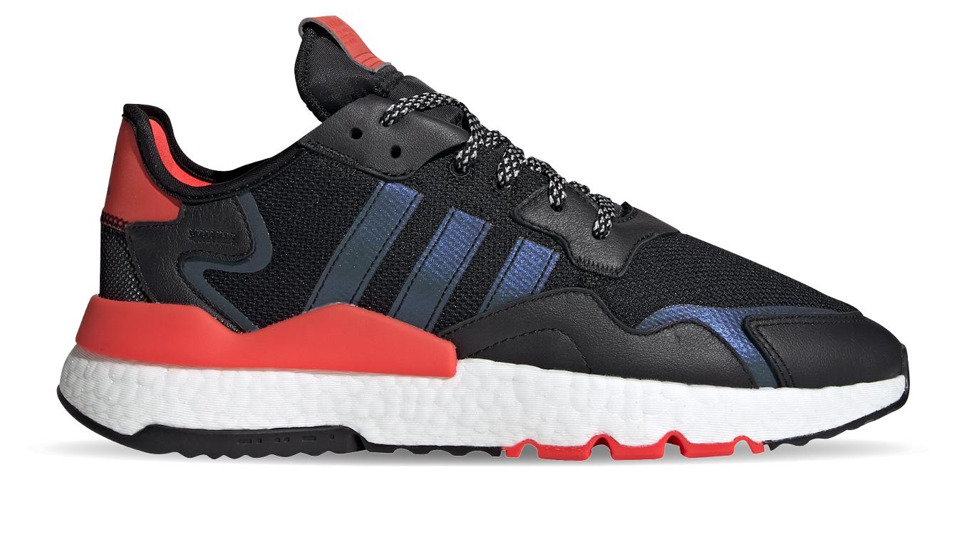 adidas Nite Jogger čierne EG6750 - vyskúšajte osobne v obchode
