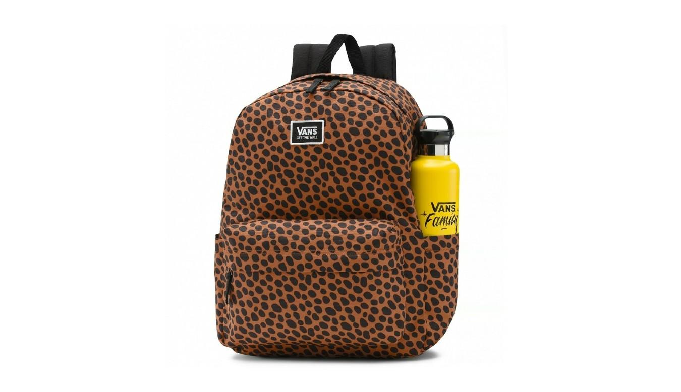 Vans Old School H2O Backpack WMN hnedé VN0A5I13Z0F1 - vyskúšajte osobne v obchode
