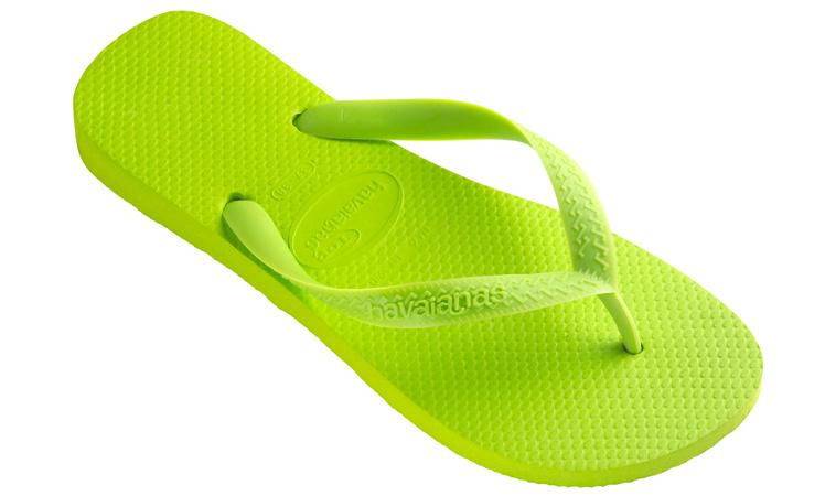 Flip flopy Havaianas Top Neon Green