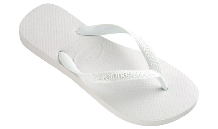 Flip flopy Havaianas Top White M