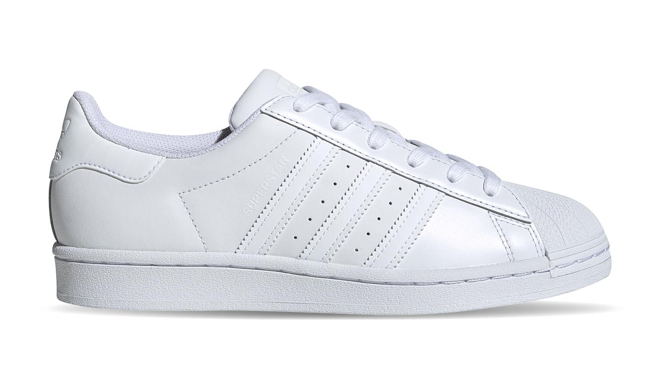 adidas Superstar w biele FV3285 - vyskúšajte osobne v obchode