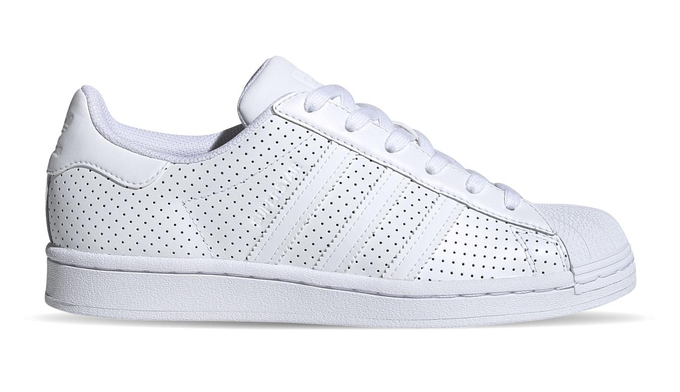 adidas Superstar w biele FV3445 - vyskúšajte osobne v obchode