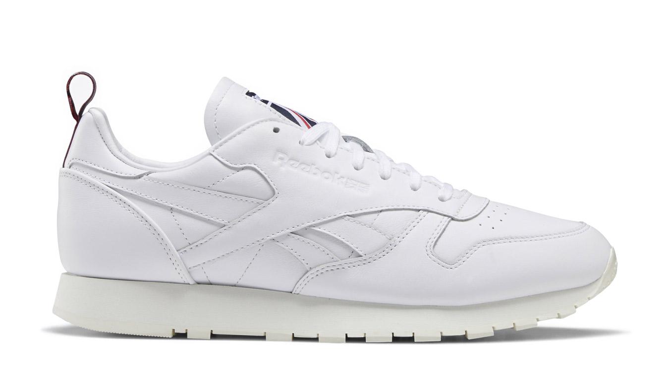 Reebok Classic Leather Shoes biele FW7796 - vyskúšajte osobne v obchode