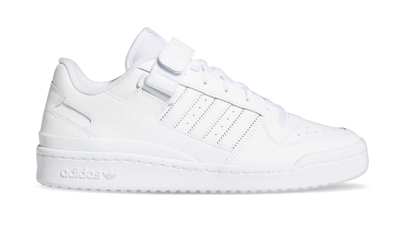 adidas Forum Low biele FY7755 - vyskúšajte osobne v obchode
