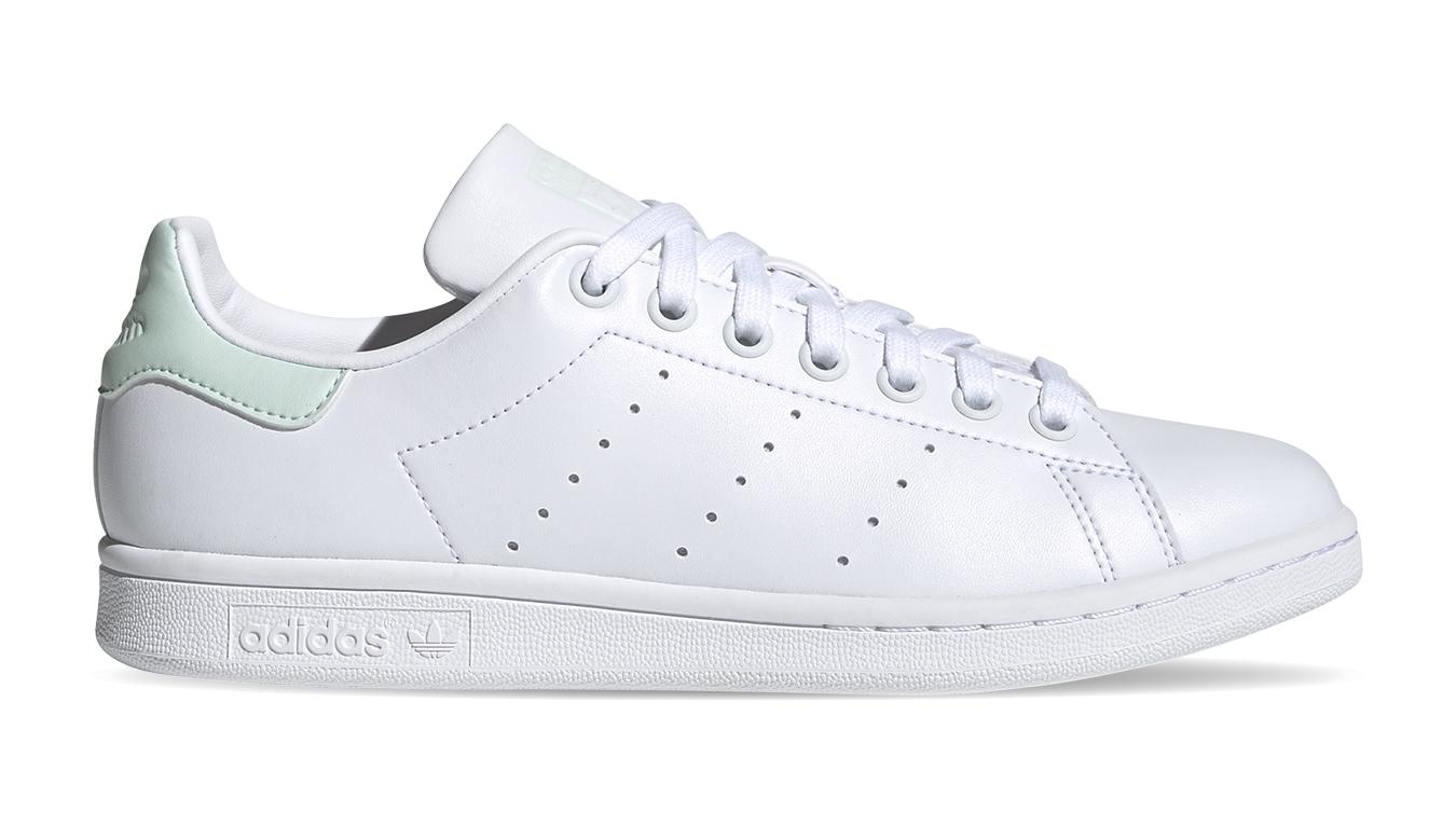 adidas Stan Smith W biele G58186 - vyskúšajte osobne v obchode