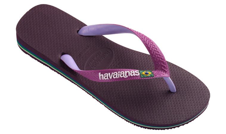 Havaianas Brasil Mix Berinjela