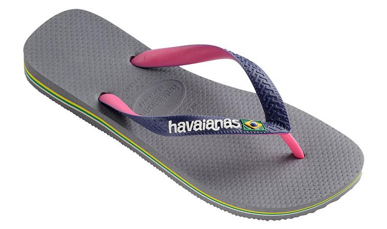 Havaianas Brasil Mix Grey M