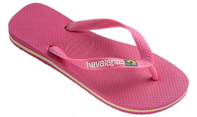 Havaianas Brasil Pink W