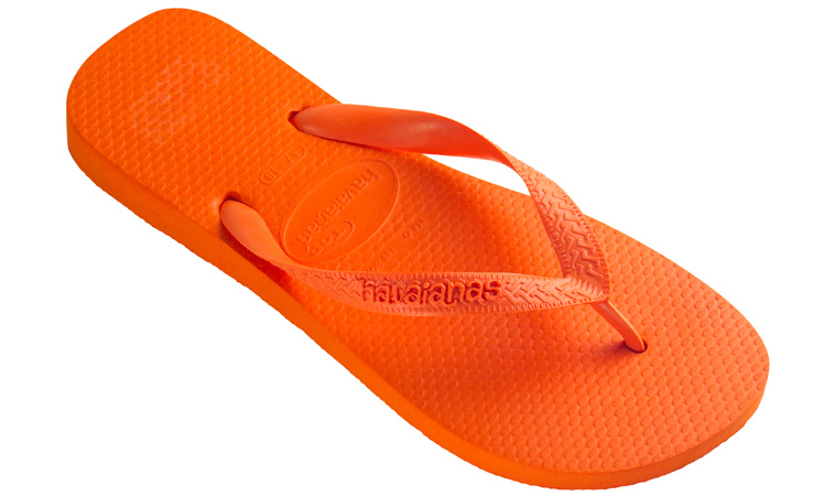 Flip flopy Havaianas Top India Orange