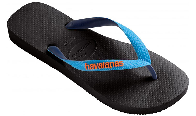 Havaianas Top Mix Black/Blue M