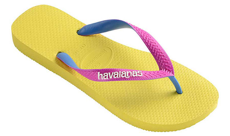 Havaianas Top Mix Yellow W