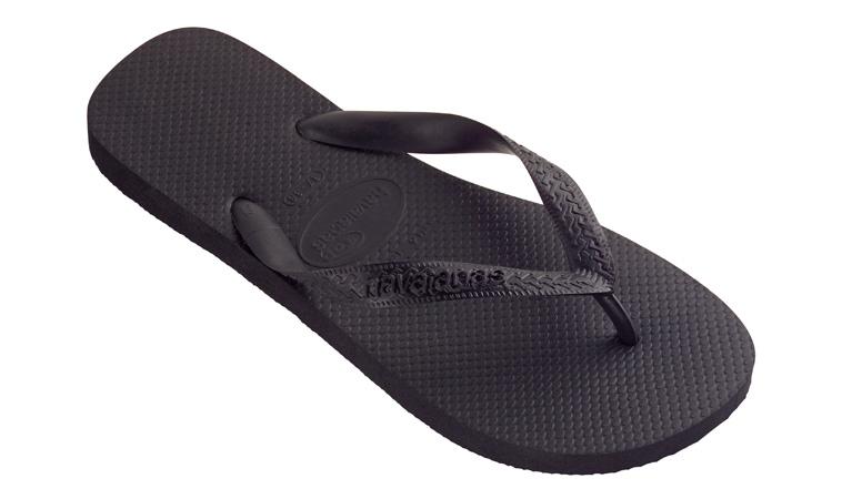 Flip flopy Havaianas Top Black M