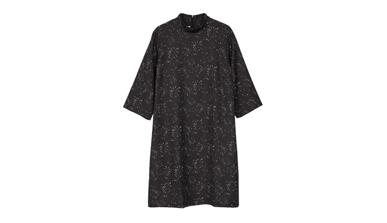 Makia Heili Dress čierne W75029_995 - vyskúšajte osobne v obchode