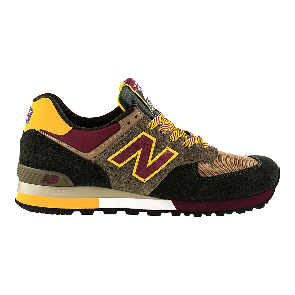 obuv new balance M576EKG - Made in UK