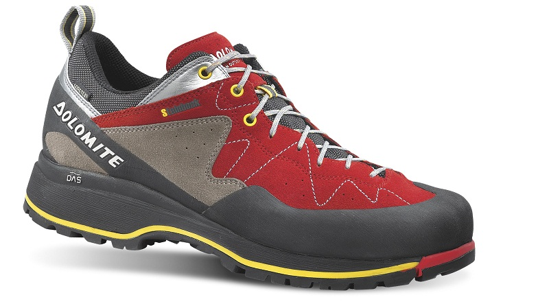 obuv dolomite STEINBOCK APPROACH GTX® red/silver (85565400 005)