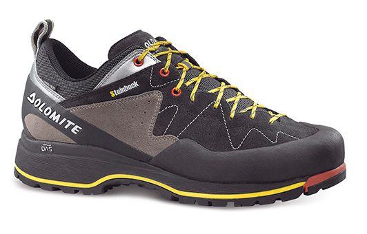 obuv dolomite STEINBOCK APPROACH GTX® black/silver (85565400 010)
