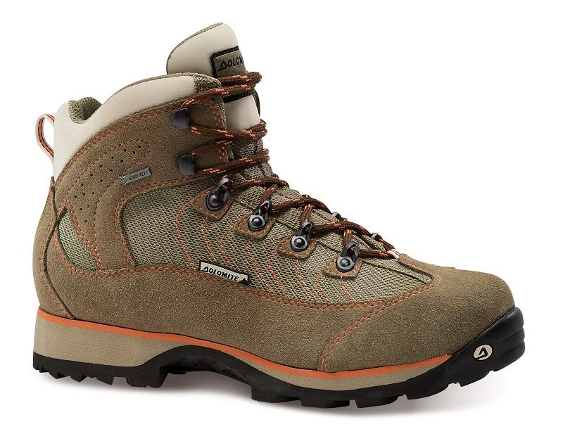 obuv dolomite GENZIANELLA EVO GTX® mud/melon (85556600 070)