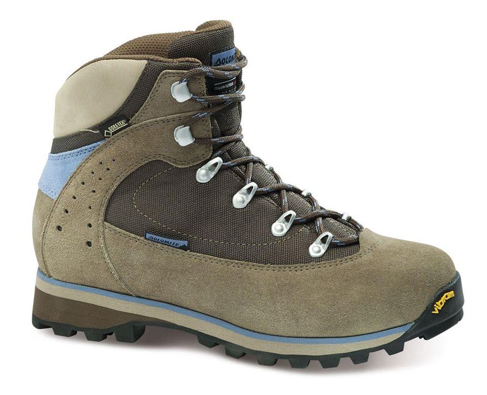 obuv dolomite STELLA ALPINA GTX mud/ocean (85560700 059)